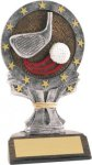 All-Star Resin Trophy -Golf All Star Resin Trophies