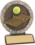 All-Star Resin Trophy -Tennis All Star Resin Trophies