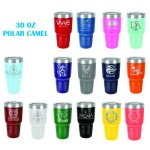 30 oz Stainless Steel Tumbler Insulated Ringneck Tumbler - 30oz