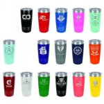 20 oz. Stainless Steel Tumbler - Copy Insulated Ringneck Tumbler - 30oz