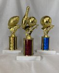 3-STAR SERIES Trophies | Traditional