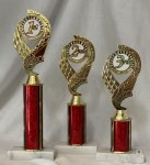 SINGLE POST STANDARD SET  Trophies | Traditional