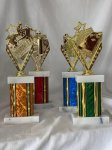 STAR ACTION TROPHY Trophies | Traditional